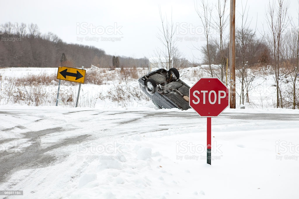 Tips For Driving Safe On Ice