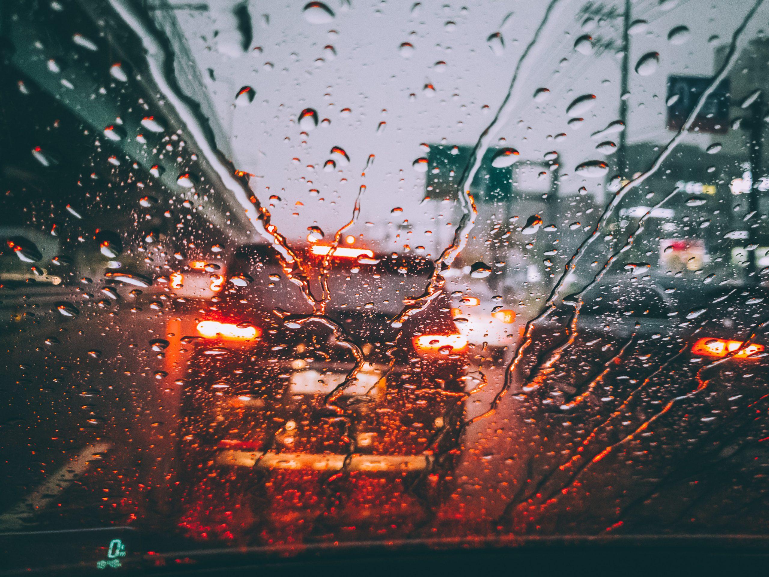 Car Hacks from Rain Flood